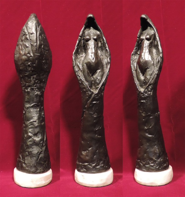 Cast Bronze - 3 x 8