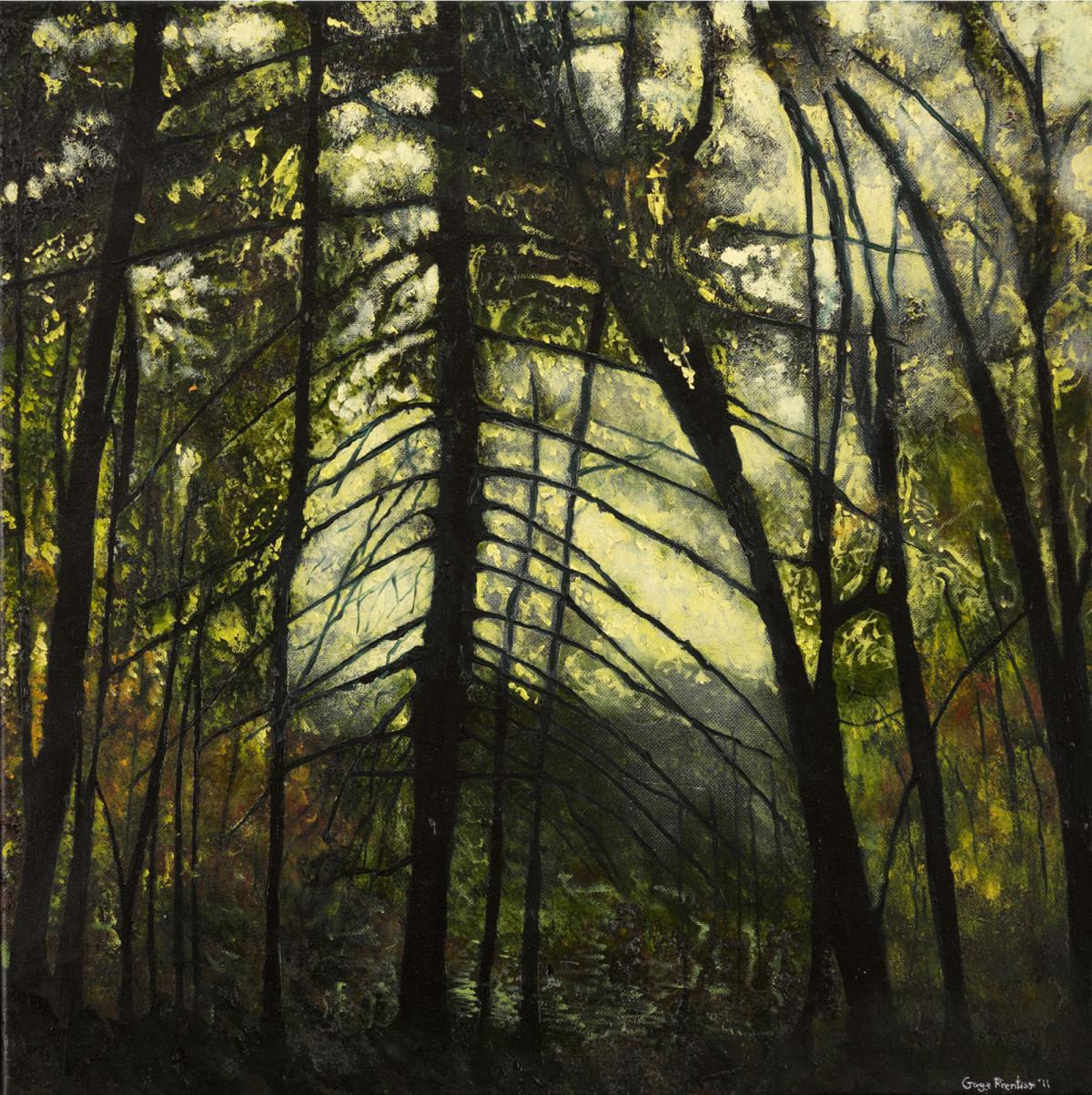 Oil on Canvas - 20 x 20