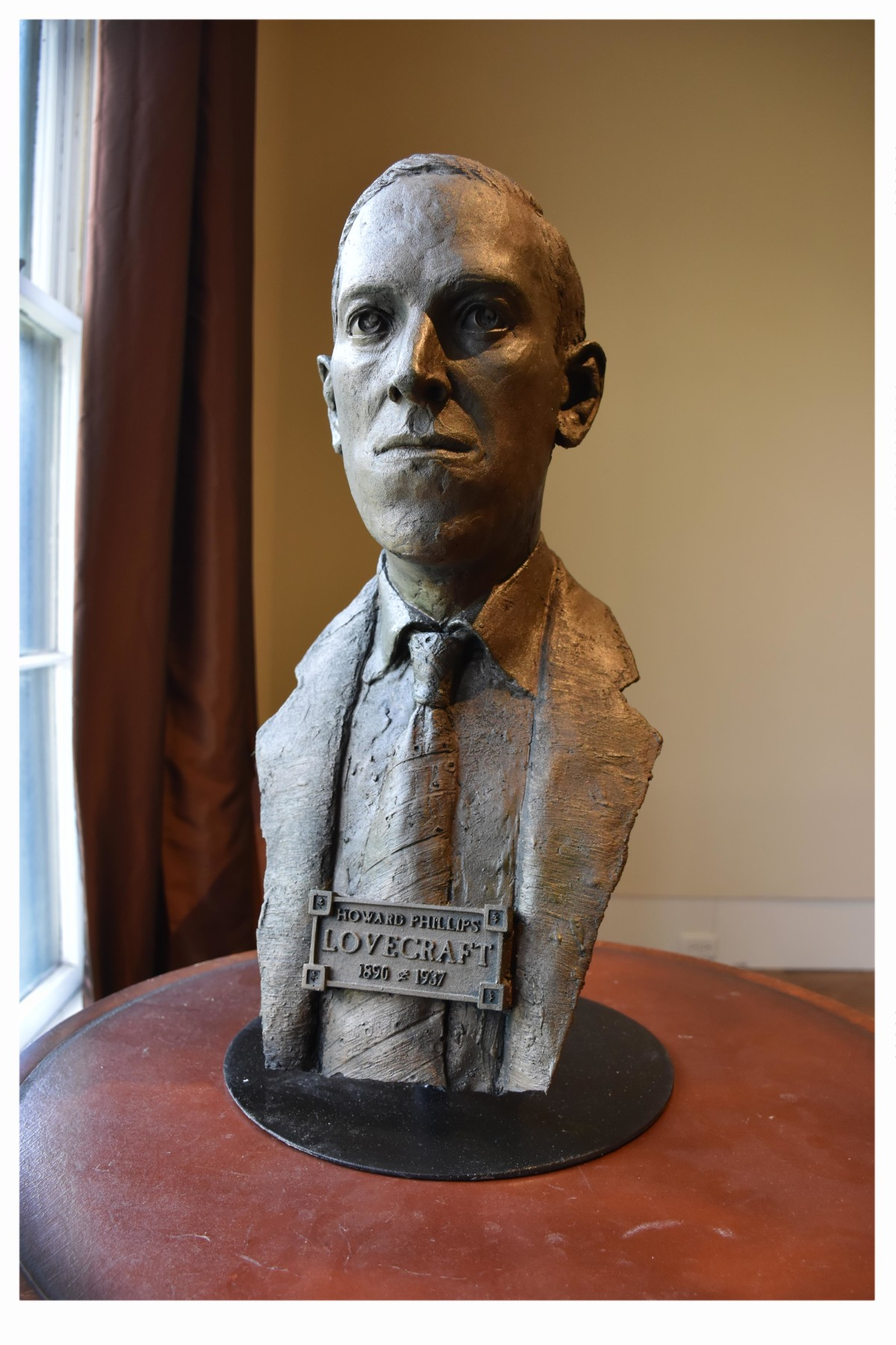 HP Lovecraft Bust