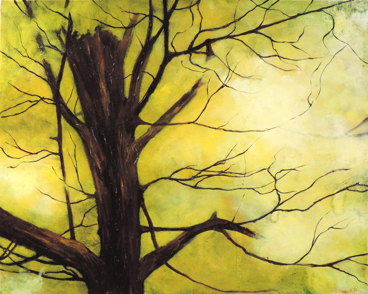 Blackstone 10 - September - Oil on Canvas - 30 x 24